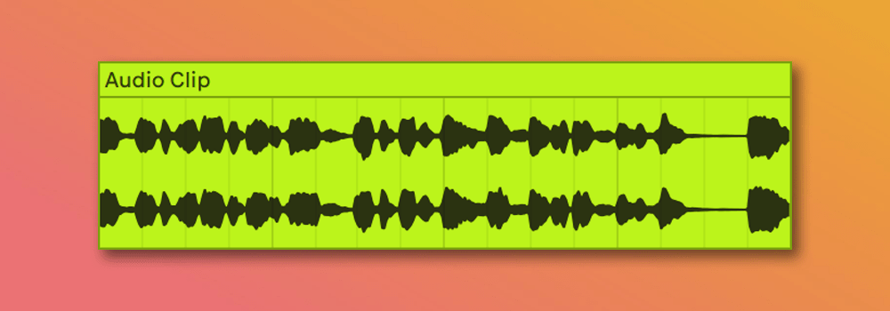 Edit Audio In Ableton Live